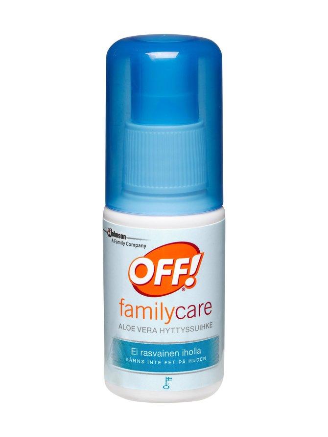Family Care -hyttyskarkote 50 ml