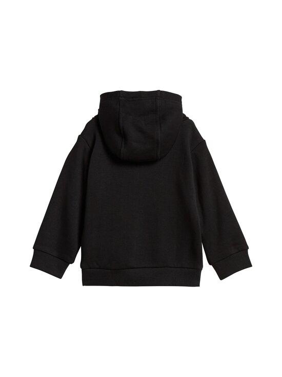 adidas Originals - Trefoil Hoodie -asu - BLACK/WHITE | Stockmann - photo 3