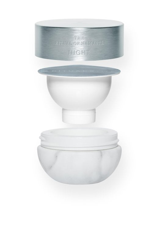Rituals - The Ritual of Namasté Hydrating Overnight Cream Refill -yövoide, täyttöpakkaus 50 ml - NOCOL   Stockmann - photo 2