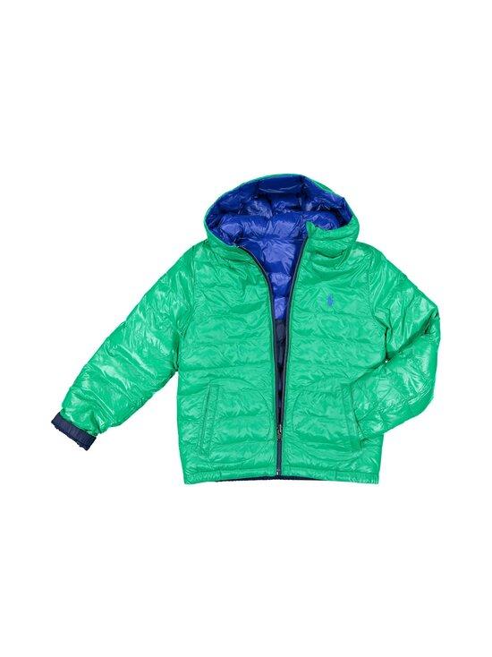 Polo Ralph Lauren - Puffer Jacket Reversible -kevyttoppatakki - NAVY   Stockmann - photo 3
