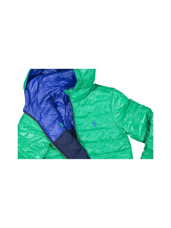 Polo Ralph Lauren - Puffer Jacket Reversible -kevyttoppatakki - NAVY   Stockmann - photo 4