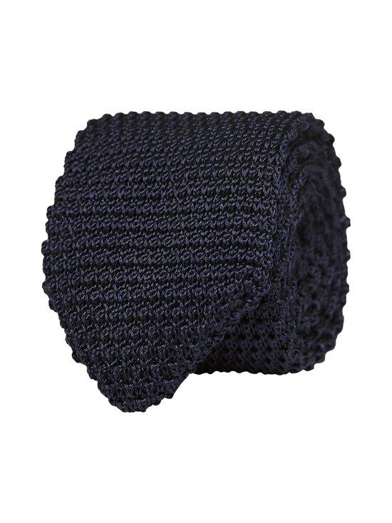 Tommy Hilfiger Tailored - Knitted-silkkisolmio - DW4 NAVY | Stockmann - photo 2