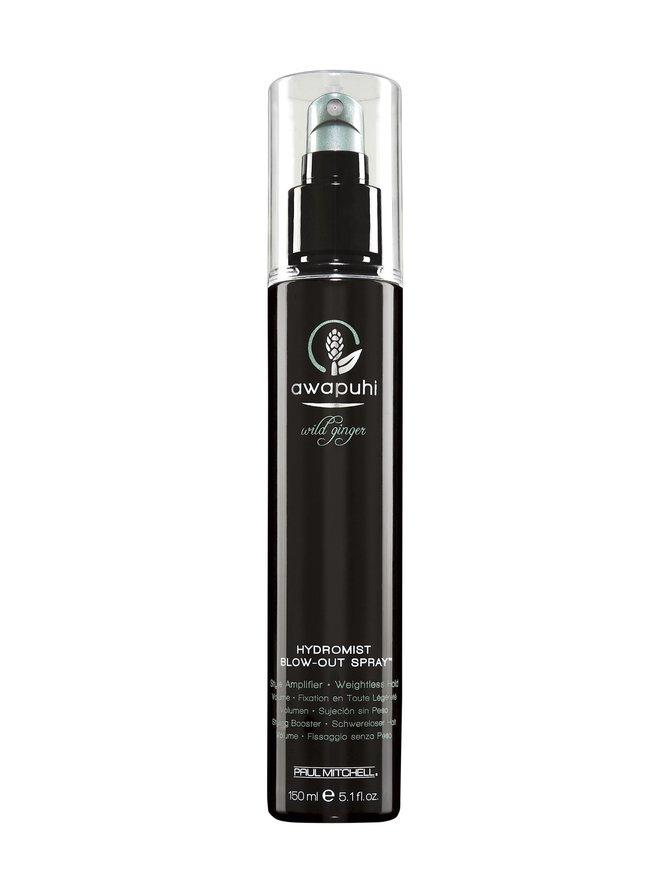 Awapuhi Wild Ginger Hydromist Blow-Out Spray -muotoilusuihke 150 ml