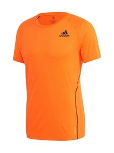 adidas Performance - ADI Runner TEE -juoksupaita - APSIOR APP SIGNAL ORANGE | Stockmann