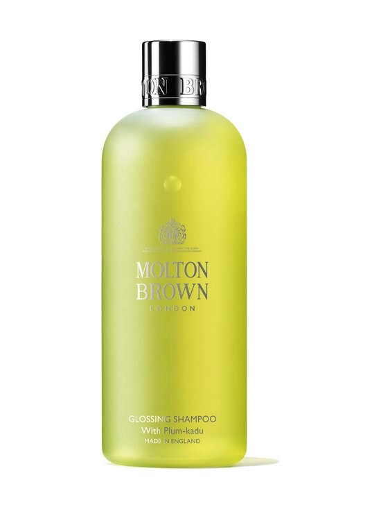 Molton Brown - Glossing Shampoo With Plum-Kadu -shampoo 300 ml - null | Stockmann - photo 1