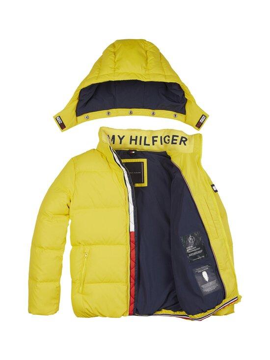 Tommy Hilfiger - Essential Down Jacket -untuvatakki - ZH3 VALLEY YELLOW | Stockmann - photo 3