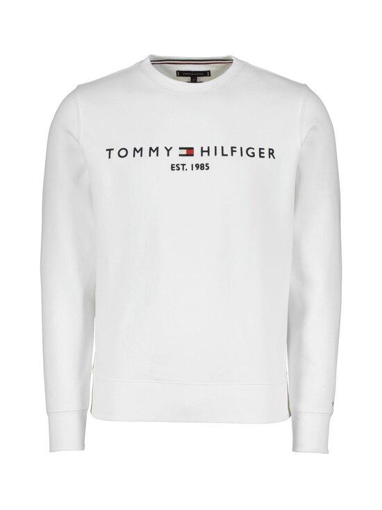 Tommy Hilfiger - Tommy Logo -collegepaita - YBR WHITE | Stockmann - photo 1