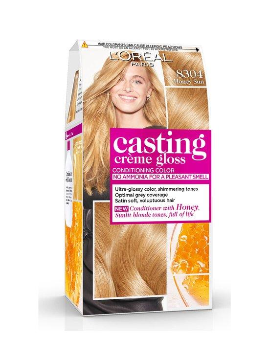 L'Oréal Paris - Casting Cream Gloss -voidemainen kevytväri - 8304 SUNNY HONEY | Stockmann - photo 1