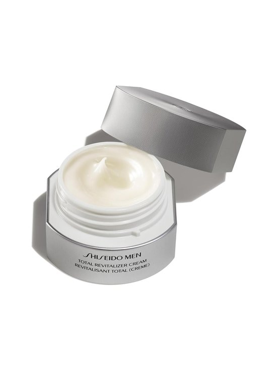 Shiseido - Men Total Revitalizer Cream -kosteusvoide 50 ml - VÄRITÖN | Stockmann - photo 1