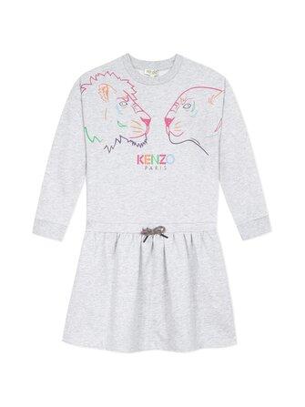 Kay dress - KENZO KIDS