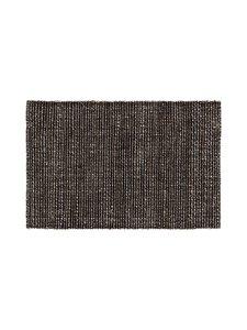 Dixie - Filip-juuttikynnysmatto 90 x 60 cm - BLACK MELANGE | Stockmann