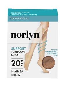 Norlyn - Support 20 den -polvisukat - IVORY | Stockmann