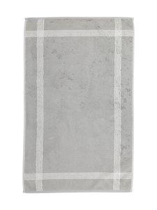 Cawo - Two-Tone-kylpyhuonematto 50 x 80 cm - 76 PLATIN | Stockmann