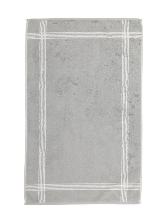 Cawo - Two-Tone-kylpyhuonematto 50 x 80 cm - 76 PLATIN | Stockmann - photo 1
