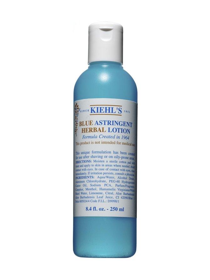 Blue Astringent Herbal Lotion -kasvovesi 250 ml