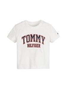 Tommy Hilfiger - Baby Tee -paita - YBR WHITE | Stockmann