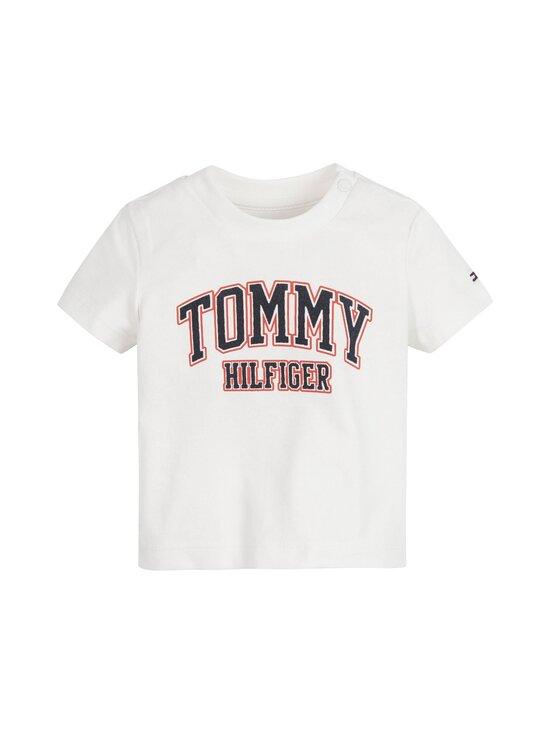 Tommy Hilfiger - Baby Tee -paita - YBR WHITE   Stockmann - photo 1