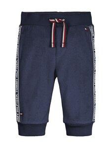 Tommy Hilfiger - Baby Tape Sweatpants -collegehousut - C87 TWILIGHT NAVY   Stockmann