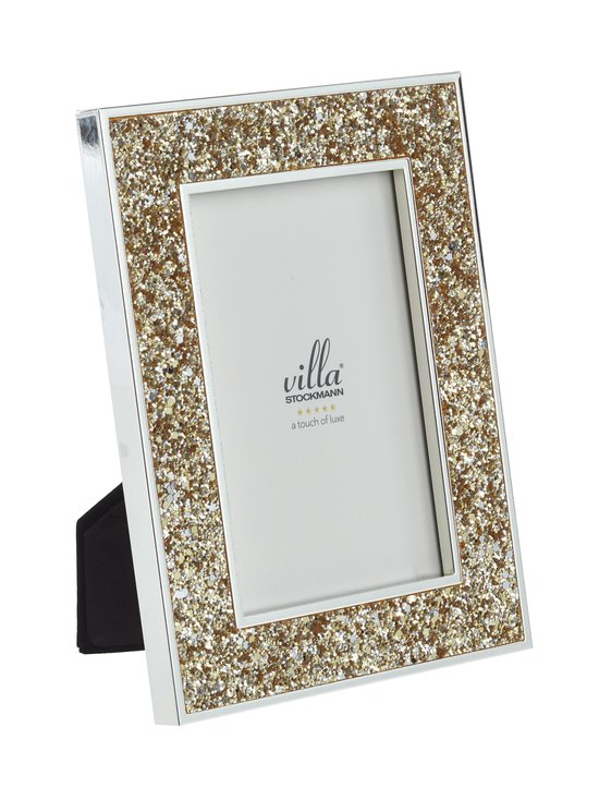 Villa Stockmann - Sparkle-kehys 10 x 15 cm - CHAMPAGNE GLITTER | Stockmann - photo 1