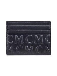 MCM - Card Case in MCM Monogram Leather -korttikotelo - BK BLACK | Stockmann