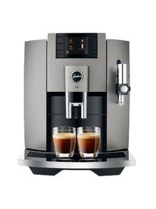 Jura - E8-kahvikone - DARK INOX | Stockmann