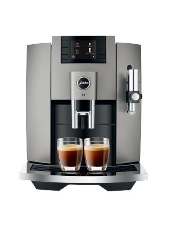 Jura - E8-kahvikone - DARK INOX | Stockmann - photo 1