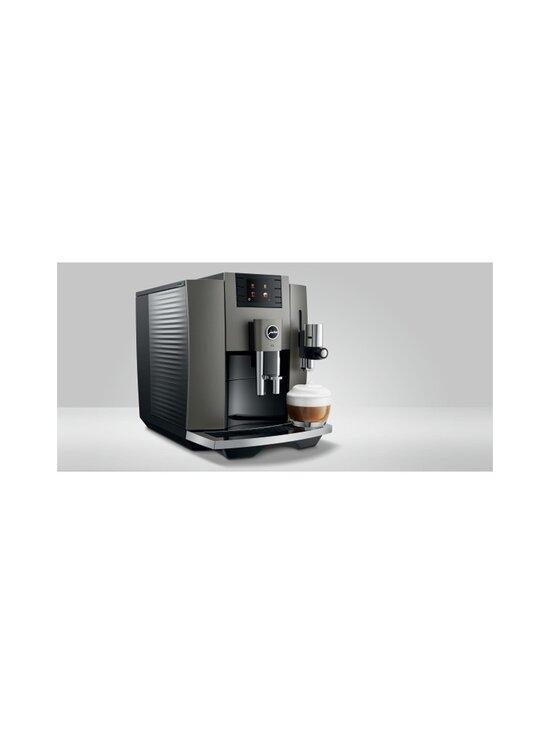 Jura - E8-kahvikone - DARK INOX | Stockmann - photo 2