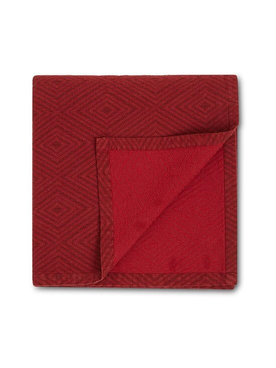 Lexington - Quilted Cotton Bedspread -päiväpeite - DK RED/ RED | Stockmann - photo 1