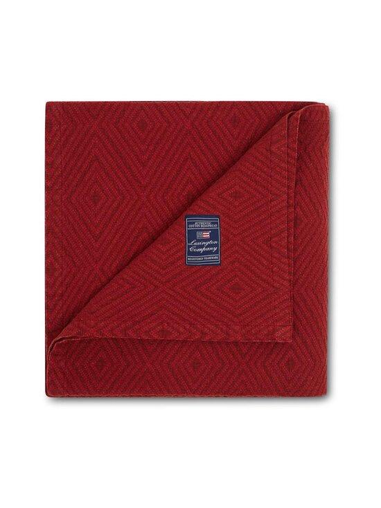 Lexington - Quilted Cotton Bedspread -päiväpeite - DK RED/ RED | Stockmann - photo 2