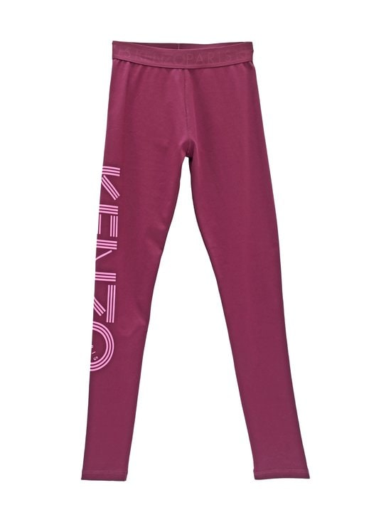 Kenzo - Kenzo Sport -leggingsit - 23 BURGUNDY   Stockmann - photo 1