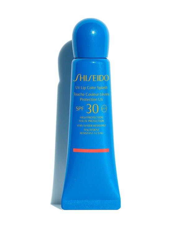 Shiseido - UV Lip Color Splash SPF 30 -aurinkosuoja huulille 10 ml - ULURU RED | Stockmann - photo 1