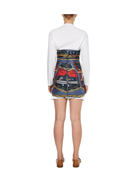 Tommy Hilfiger Collection - HCW ALUMNI FOULARD TSHIRT DRESS -silkkimekko - YCF OPTIC WHITE | Stockmann - photo 2