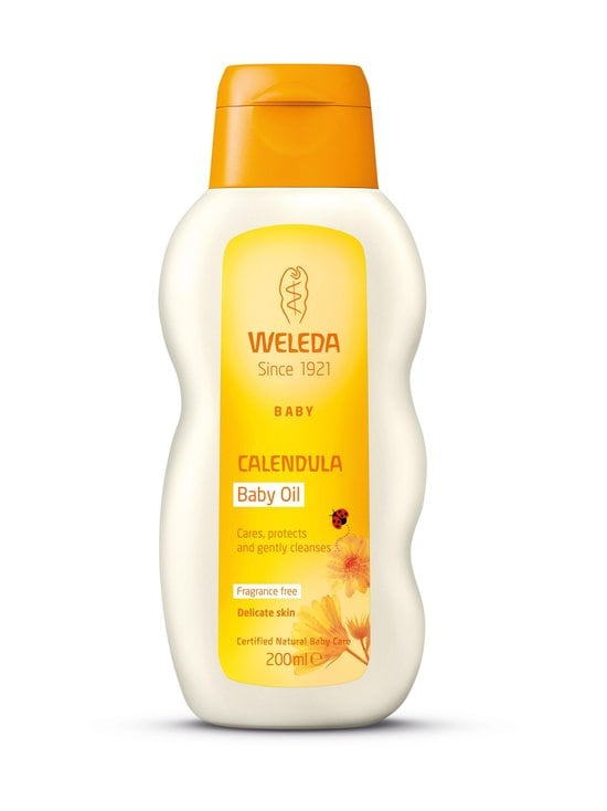 Weleda - Calendula Body Oil -vauvaöljy 200 ml - NOCOL | Stockmann - photo 1