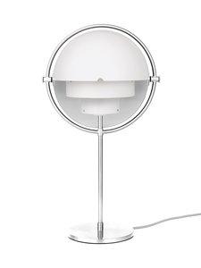 Gubi - Multi-Lite Table Lamp -pöytävalaisin - WHITE SEMI MATT | Stockmann