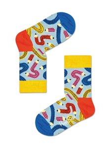 Happy Socks - Kids Pen -sukat - 6300 6300-LIGHTBLUE | Stockmann