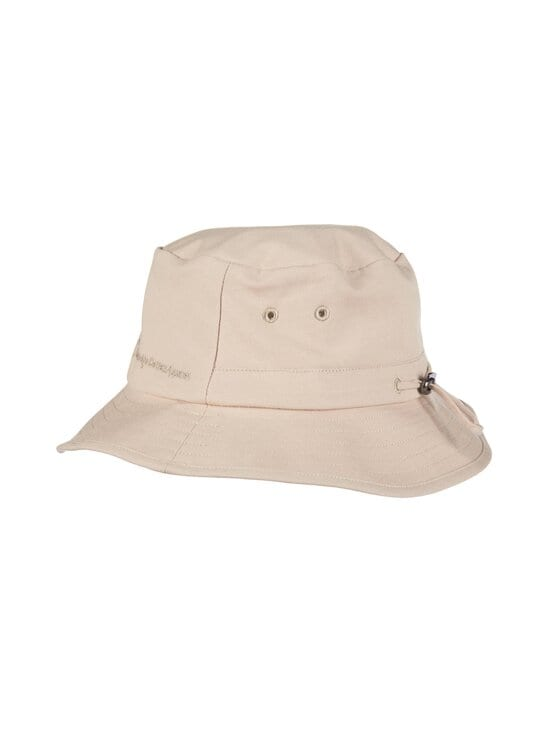 Knowledge Cotton Apparel - Safari Bucket Hat -kesähattu - 1228 LIGHT FEATHER GRAY | Stockmann - photo 2