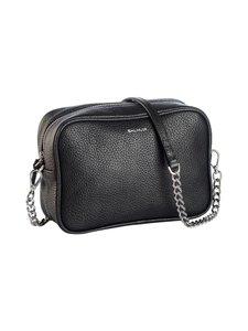 Balmuir - Eloise Camera Bag -nahkalaukku - BLACK (MUSTA) | Stockmann