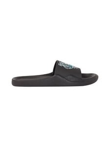 Kenzo - Beach Slide Tiger Head -sandaalit - 99 - TIGER HEAD PVC - BLACK | Stockmann