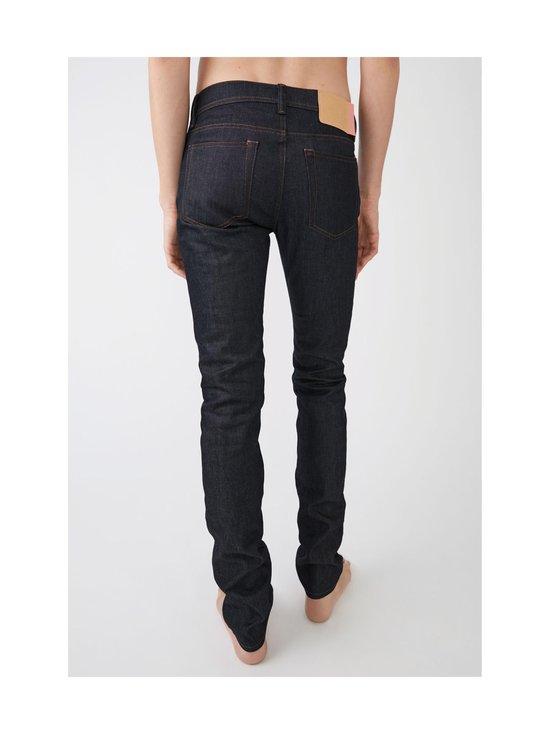 Acne Studios - North Indigo Mid-rise Skinny Jeans -farkut - NORTH INDIGO | Stockmann - photo 3