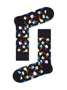 Happy Socks - Icecream-nilkkasukat - 9300-BLACK | Stockmann