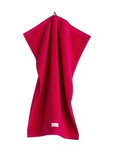 Gant Home - Organic Premium -pyyhe 50 x 70 cm - 634 LOVE POTION | Stockmann