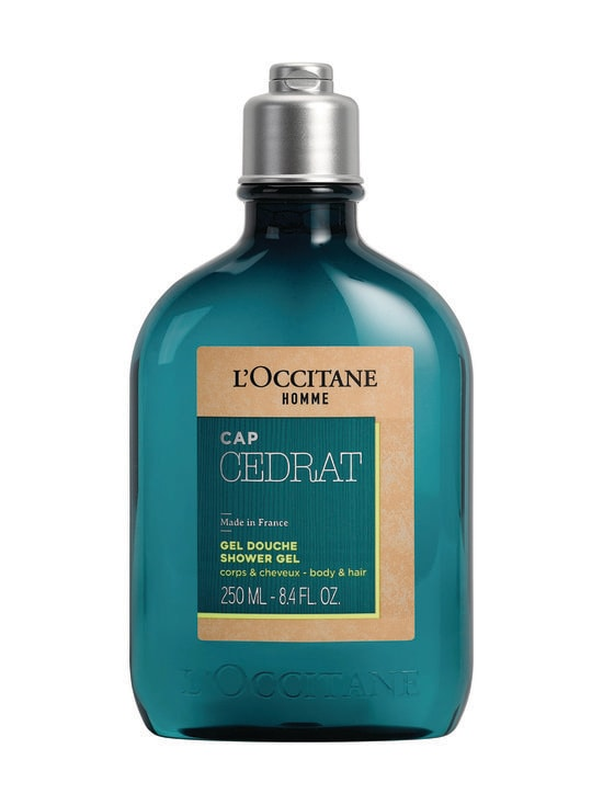 Loccitane - Cap Cedrat Shower Gel -suihkugeeli 250 ml - NO COLOR   Stockmann - photo 1