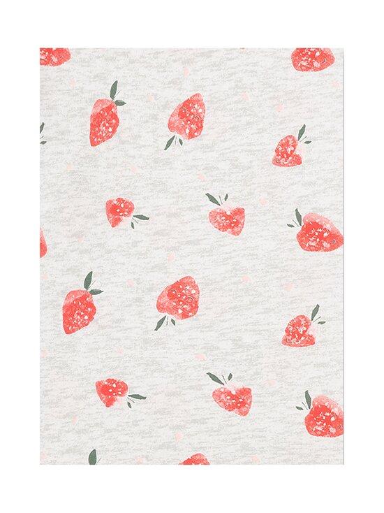 Sanetta - Strawberry Field -pyjama - 1988 LIGHT GREY | Stockmann - photo 3
