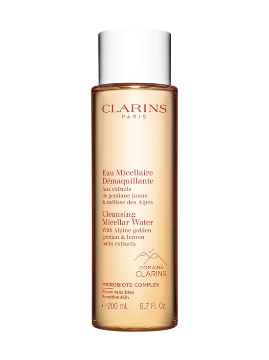 Clarins - Cleansing Micellar Water -misellivesi 200 ml - VAR_1 | Stockmann - photo 1