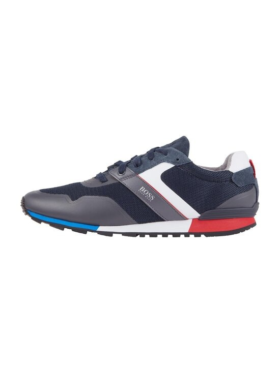 BOSS - Parkour_Runn_meth-sneakerit - 402 DARK BLUE   Stockmann - photo 5