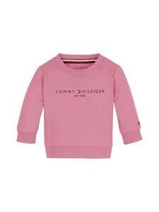 Tommy Hilfiger - Baby Essential Sweatshirt -paita - THJ EXOTIC PINK | Stockmann