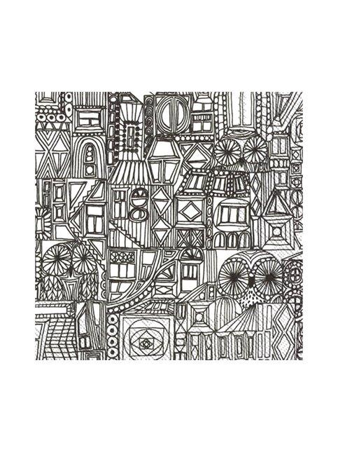 Bubi-servetti 33 x 33 cm