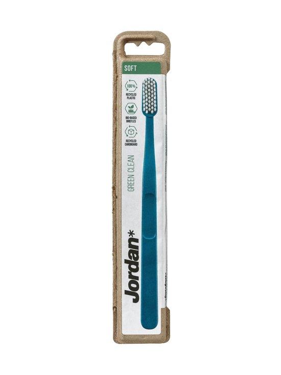 Jordan - Toothbrush Green Clean Soft -hammasharja - NOCOL | Stockmann - photo 1