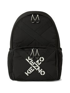 Kenzo - Sport Backpack -reppu - BLACK | Stockmann