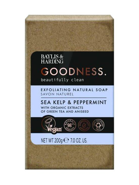 Baylis & Harding - Sea Kelp & Peppermint Soap bar -saippua 200 g - NOCOL | Stockmann - photo 1
